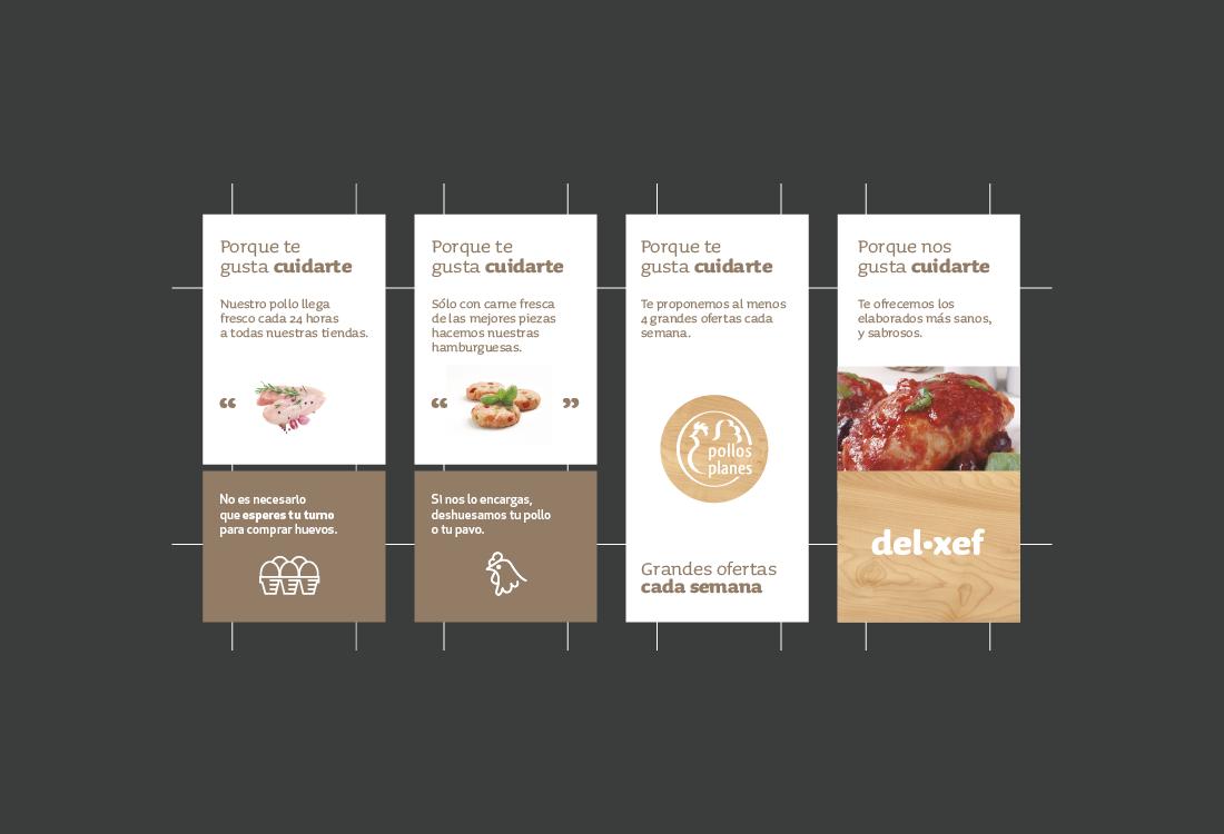 Diseño tiendas alimentación