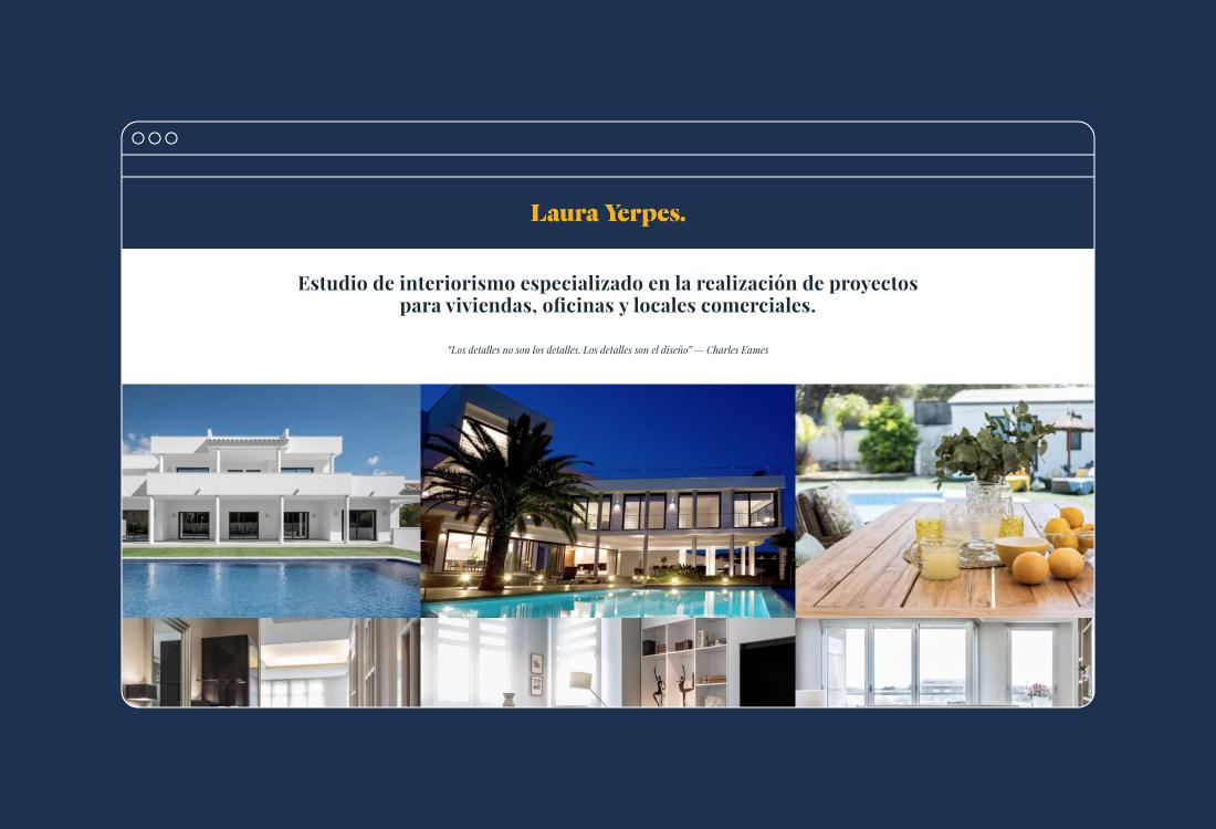 web interiorista valencia