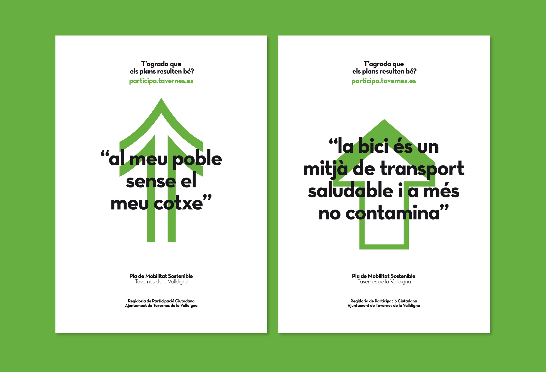 Campaña movilidad ciudadana