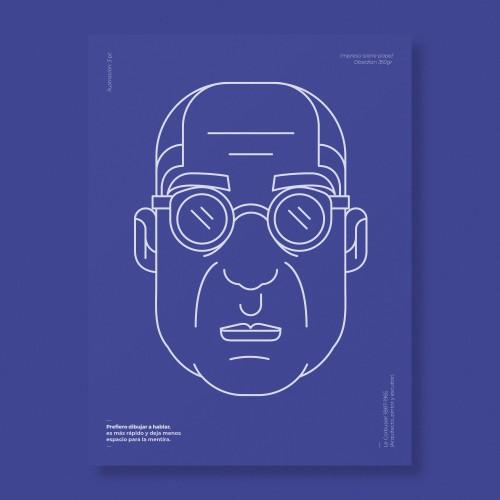 Le Corbusier ilustración
