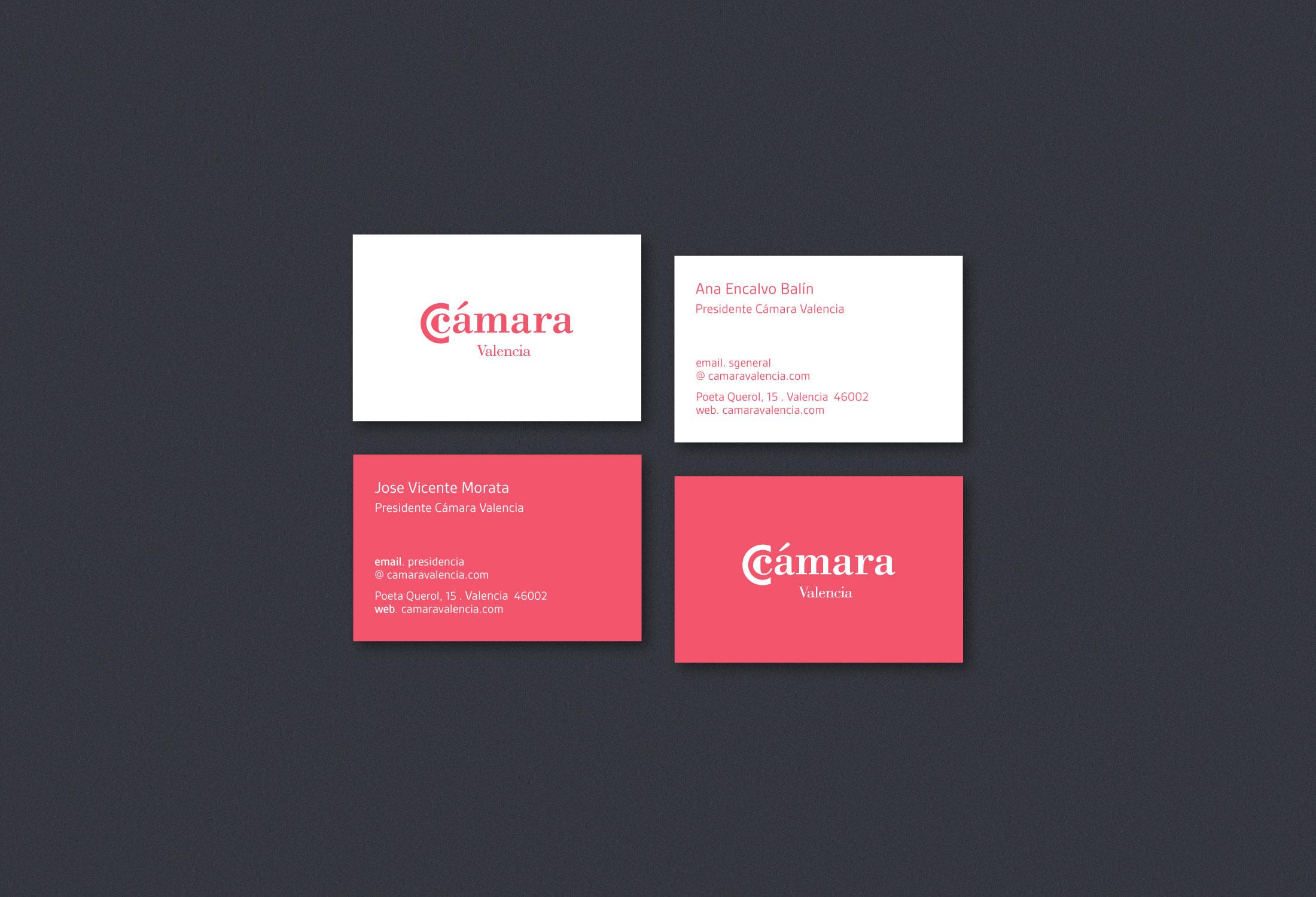 Diseño corporativo tarjetas