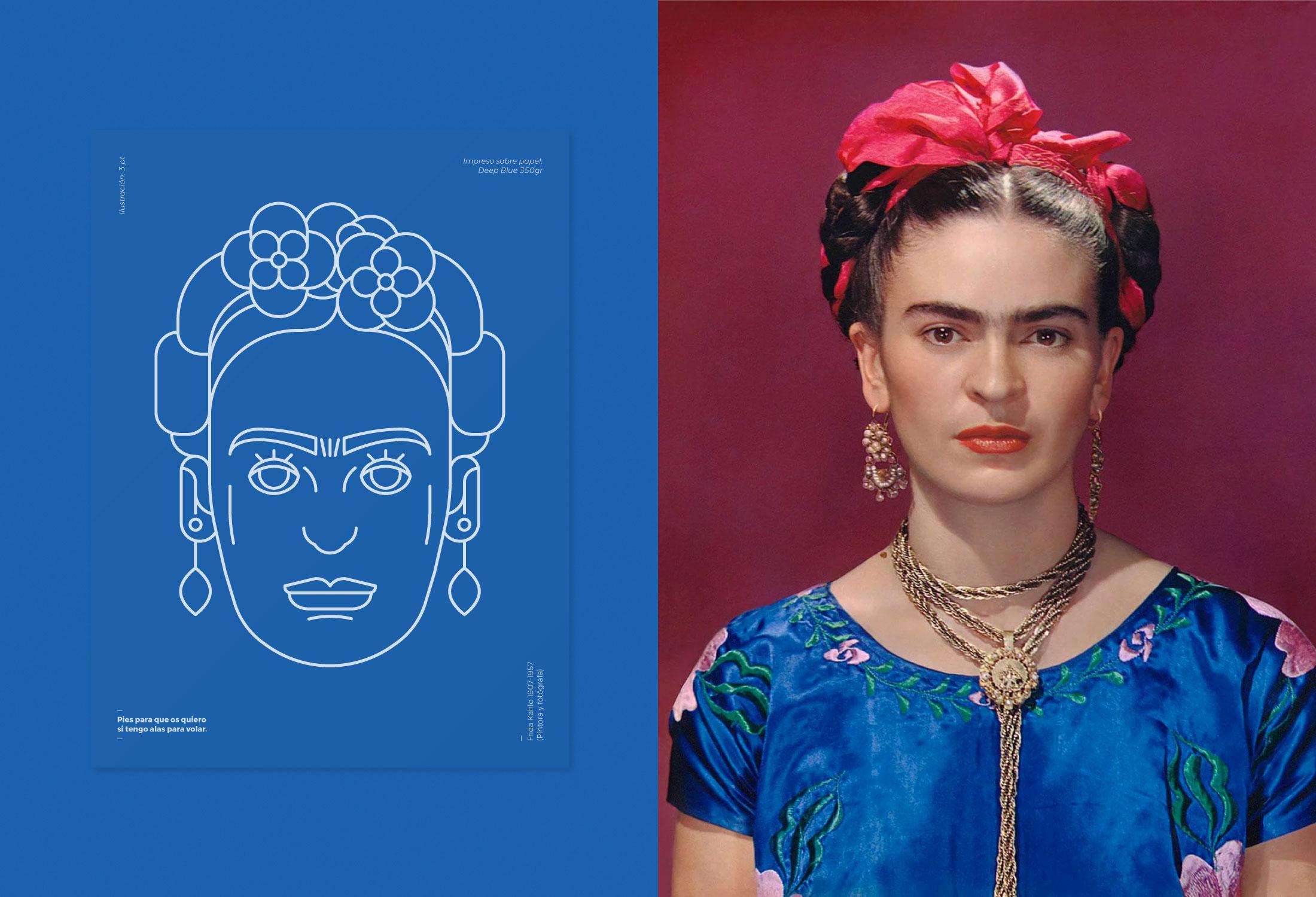 Ilustración retratos