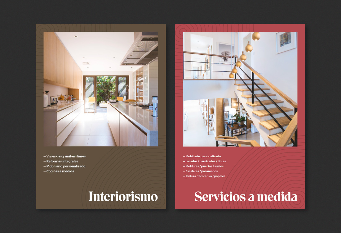 catálogos interiorista
