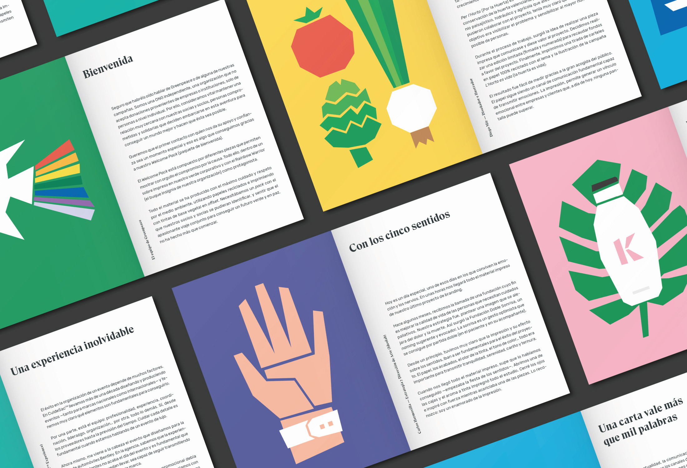 Proceso diseño editorial