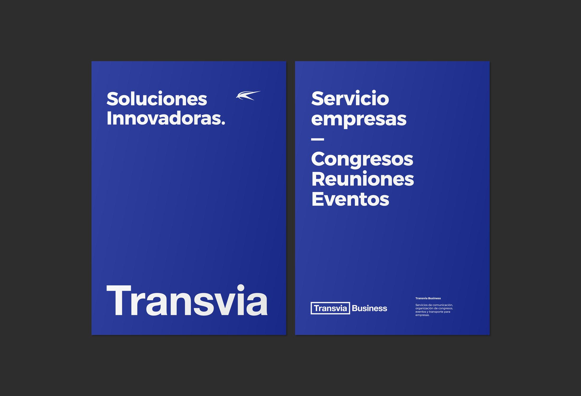 Carpeta corporativa agencia de viajes