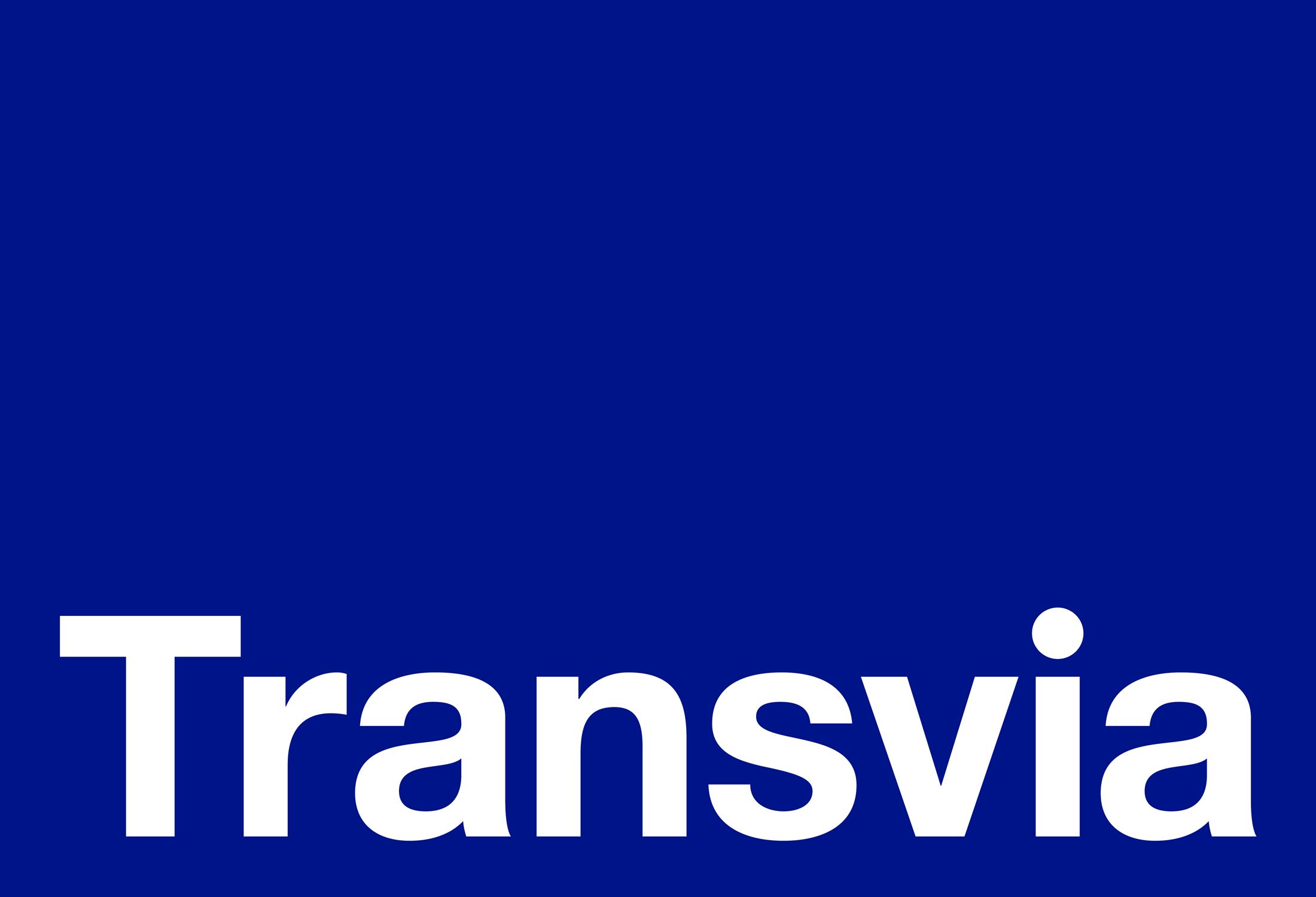 Identidad corporativa transvia